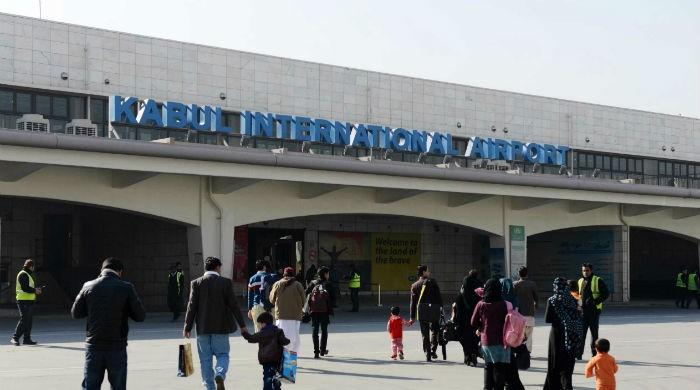Blast hits Kabul airport on return of exiled Afghan vice president