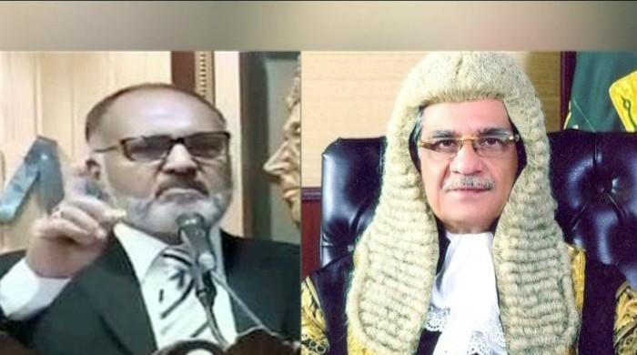 Justice Siddiqui requests CJP to constitute judicial commission over allegations