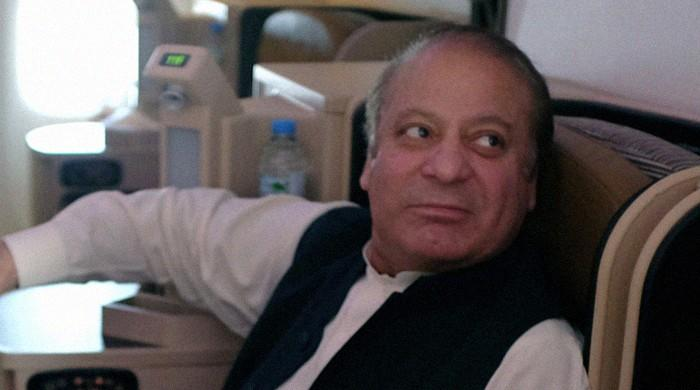 Jailed Nawaz Sharif 'dehydrated', faces health problems: jail sources