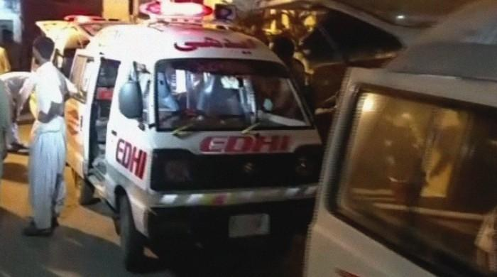 One dead, another injured in separate incidents in Karachi