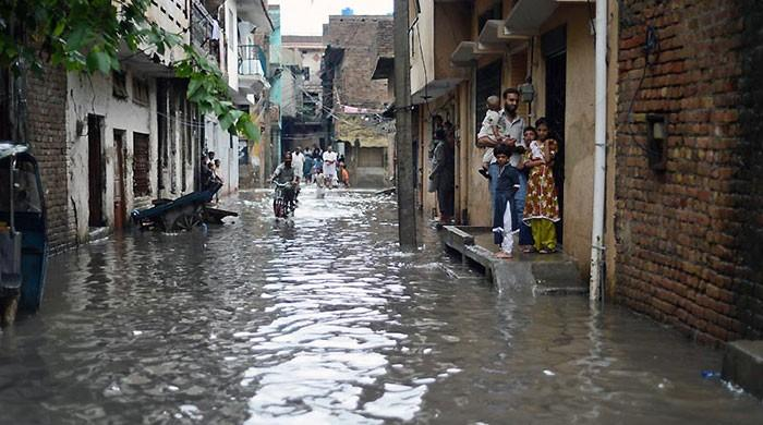 'Rain emergency' declared in Rawalpindi
