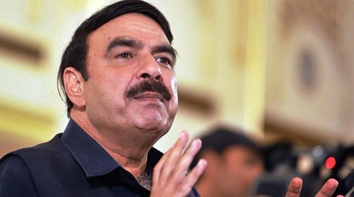 LHC rejects Sheikh Rasheed's plea against delay of NA-60 Rawalpindi election
