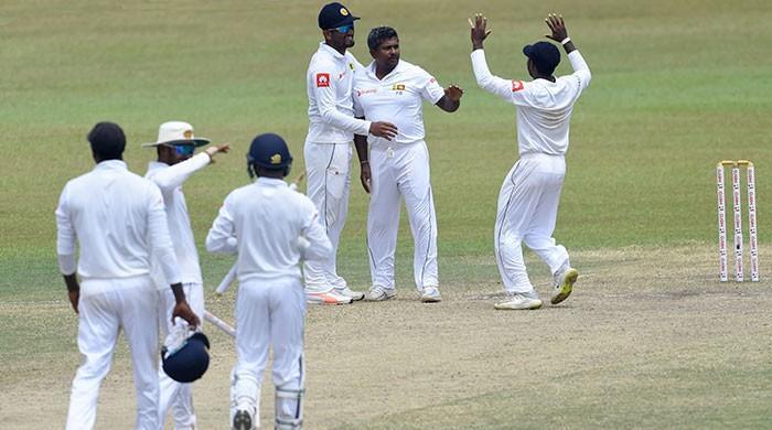 Sri Lanka thrash South Africa to sweep series 2-0
