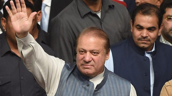 Nawaz urges masses to vote for PML-N on July 25