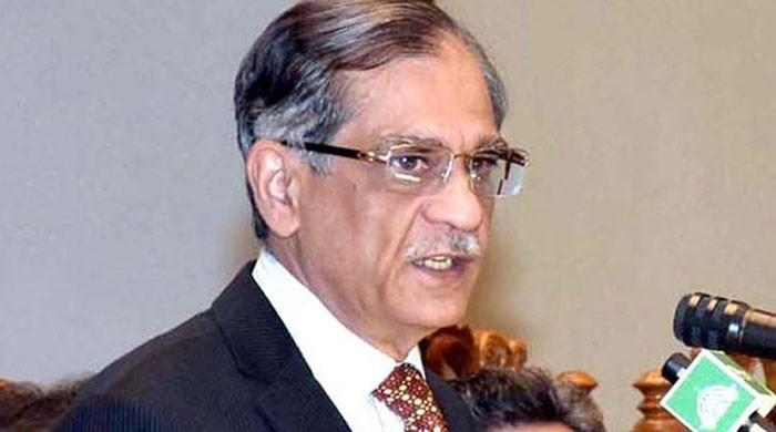 Efforts being made to malign judiciary, says CJP