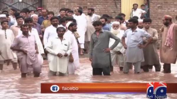 Rain lashes Rawalpindi, Peshawar