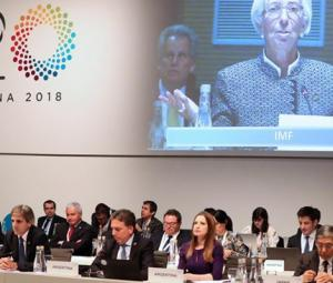 Europeans press for digital tax at G20 meeting