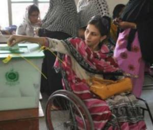19,800 voters with disabilities to cast their ballot on July 25