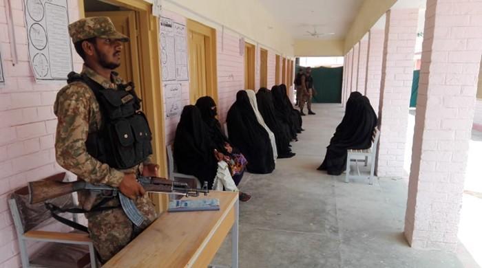 In a first, women cast their votes in North Waziristan