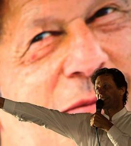 Imran Khan: From World Cup hero to Prime Minister of Pakistan