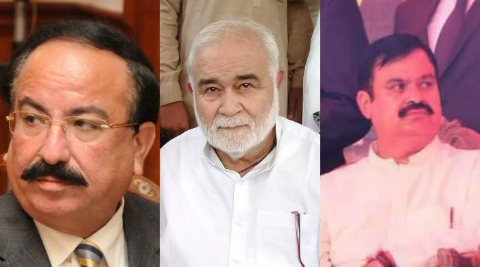 Three minority candidates elected on general seats in Pakistan
