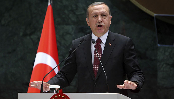 Erdogan Slams 'Evangelist' US as Pastor's Detention Roils Ties
