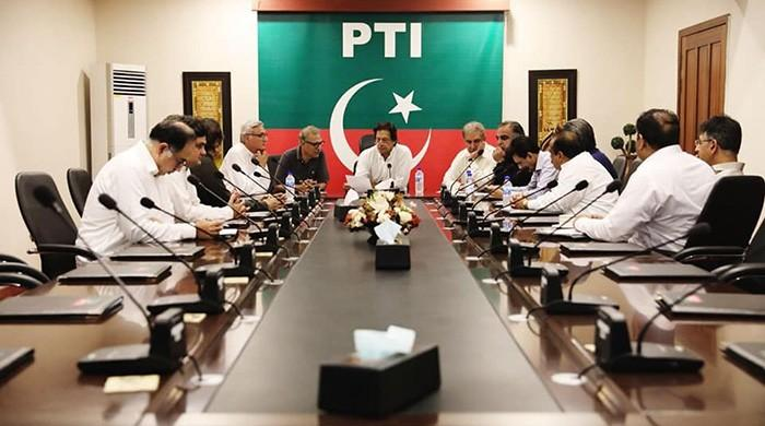 MQM-P, PTI sign nine-point MoU for government formation