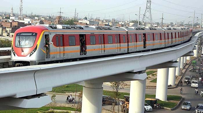 More delays and a new date for Pakistan's first metro train