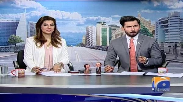 Geo Pakistan - 06 August 2018