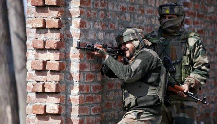 Indian troops martyr two Kashmiri youth in IoK: KMS