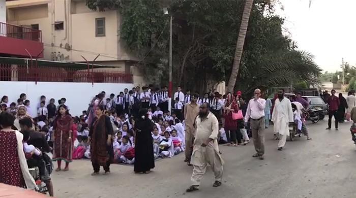 SBCA seals 'illegal' school in Karachi without prior notice