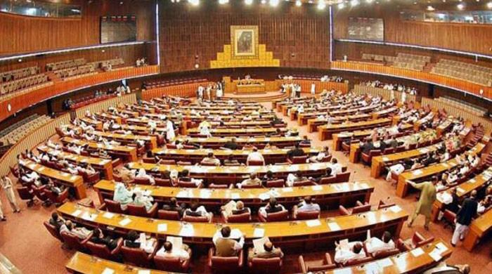 Caretaker PM forwards summary for NA session on August 13