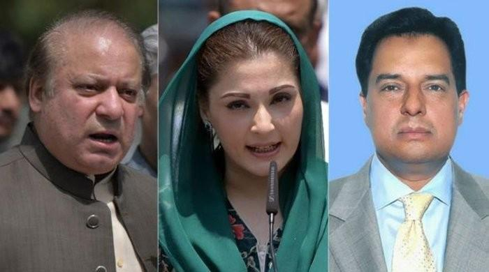 Sharif family asks to make accountability court party to Avenfield petition