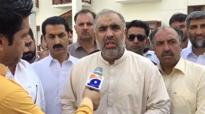Will work alongside opposition, says PTI's NA Speaker nominee