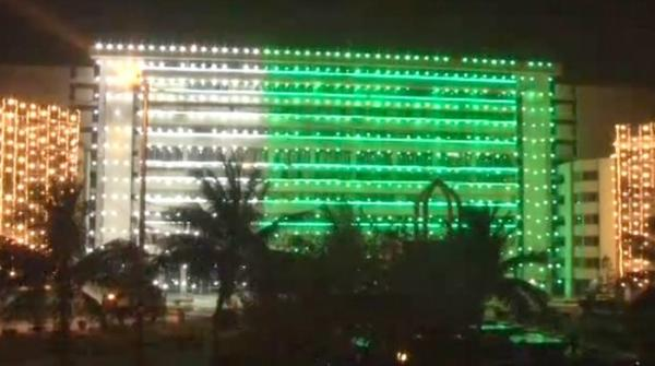 Preparations in full swing for celebrating Independence Day in Karachi