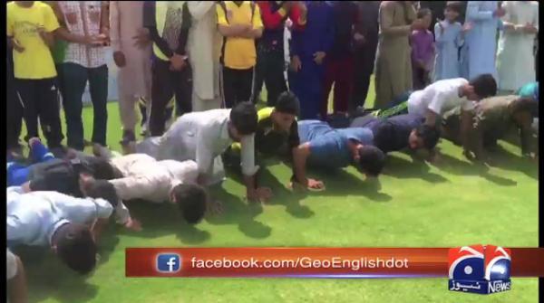 Qalandars shortlist 23 aspiring cricketers from Abbottabad