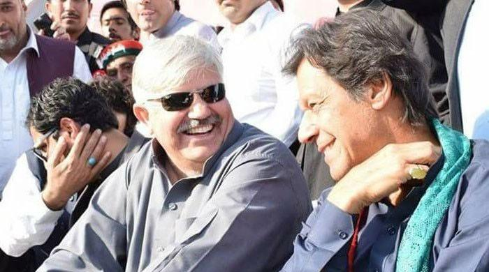 How Mehmood Khan's name came up for chief minister KP