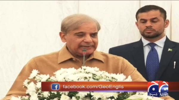 Entered parliament to save democracy, says Shehbaz