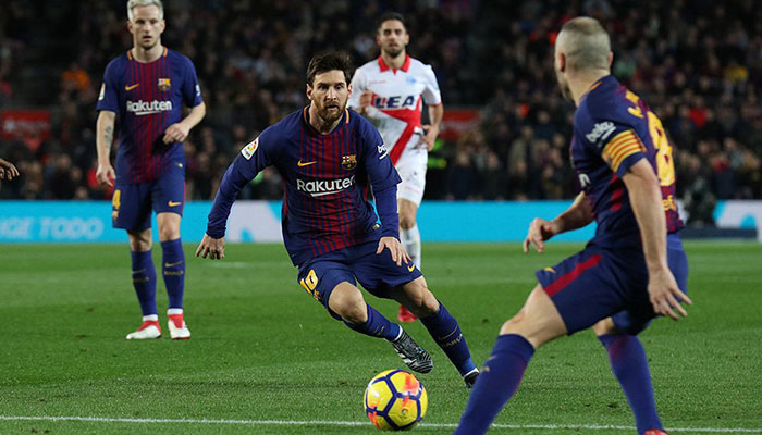 Facebook to broadcast La Liga games for free on subcontinent