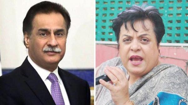 What did Ayaz Sadiq say about Shireen Mazari?