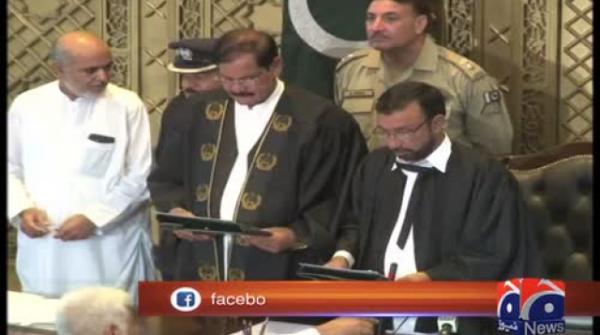 PTI's Mushtaq Ghani elected KP Assembly speaker