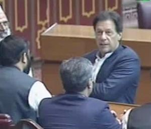 Imran Khan allowed to cast vote in National Assembly without CNIC