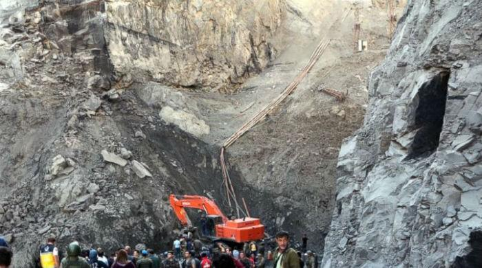 Death toll due to Sanjdi mine collapse rises to 14
