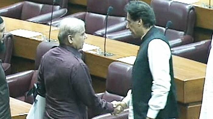 NA session to elect Pakistan's 22nd prime minister underway