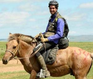 Mongol Derby: Young Pakistani completes world's toughest horse race