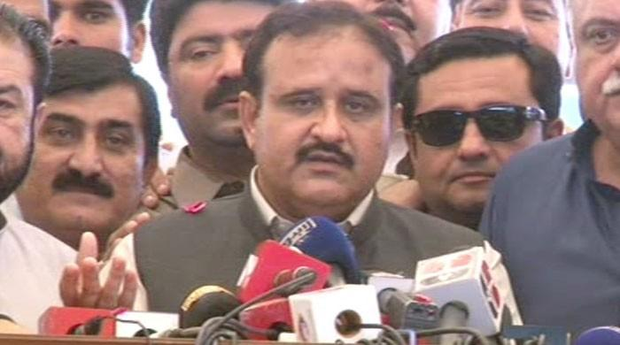 PTI's CM Punjab nominee Usman Buzdar owns assets worth Rs25 million