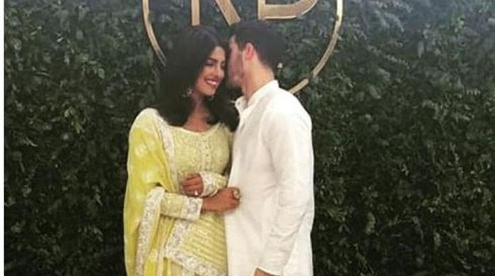 Priyanka Chopra, Nick Jonas' engagement festivities kick off
