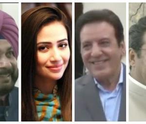 Cricketers, celebrities attend Imran Khan's oath-taking