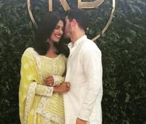 Priyanka Chopra, Nick Jonas' engagement festivities kick off
