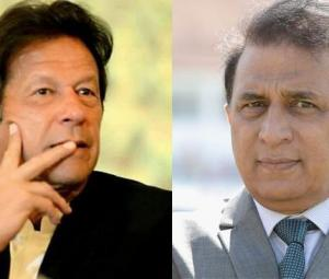 Sunil Gavaskar recalls when Imran Khan challenged him to continue playing