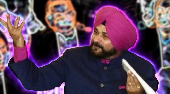 Sidhu fights Indian criticism over Pak tour with 'peace, prosperity, and positivity'