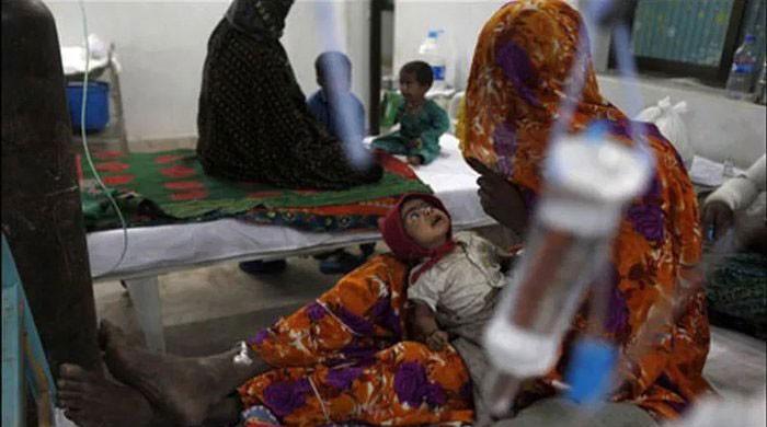 Three more infants die of malnutrition in Tharparkar