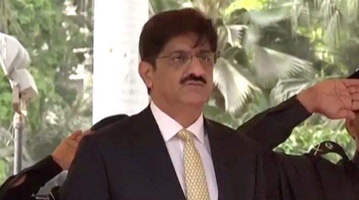 New 10-member Sindh cabinet takes oath