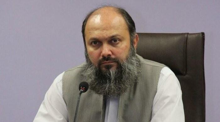 Jam Kamal sworn in as Balochistan chief minister