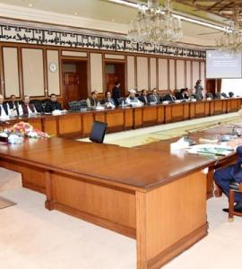 Khan's first cabinet meeting: Tea without biscuits and 14-hour workdays