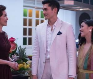 'Crazy Rich Asians' sparkles at North American box office