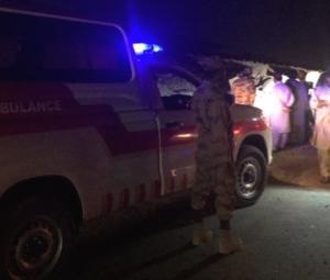 Car bomb wounds six officers in Balochistan's Drengar