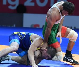 Pakistan wrestling stuck in the mud, says coach