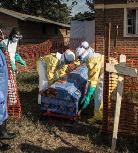 Ebola death toll in DR Congo rises to 55