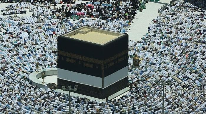 Eid-ul-Azha prayers offered at Masjid al-Haram, Masjid an-Nabawi